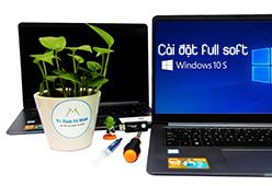 Dịch vụ cài win laptop - PC