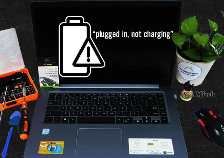 Dịch vụ sửa laptop lỗi sạc pin