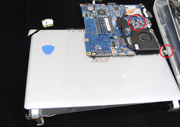 Dịch vụ sửa laptop không nguồn