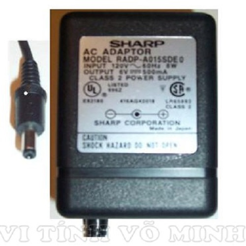 Adapter Sạc Laptop Sharp