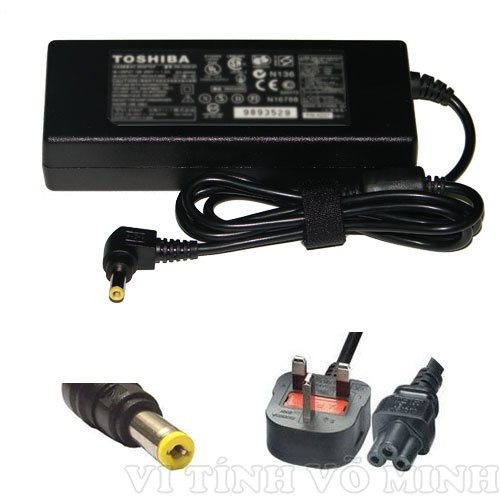 Adapter Sạc Laptop Toshiba