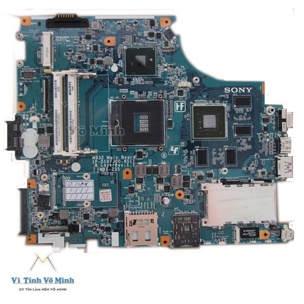 Mainboard Laptop Sony