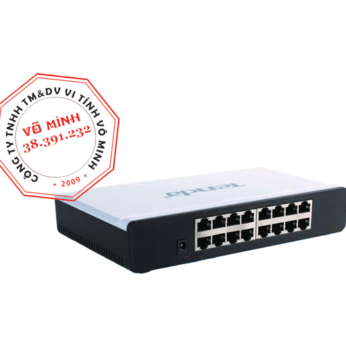 tenda-switch-16-port-s16
