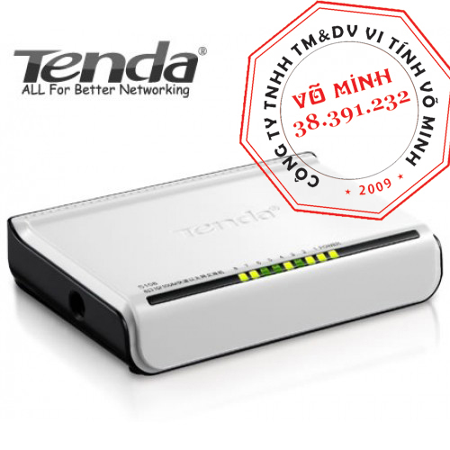 tenda-switch-8-port-s108