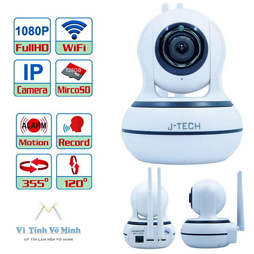 Camera-Wifi-J-Tech-HD6602B-Wifi-kem-bao-trom